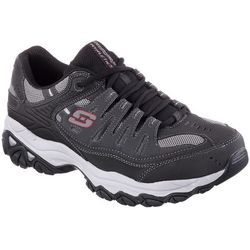 Skechers Mens After Burn Athletic Shoes