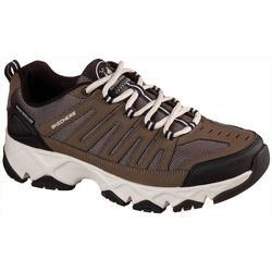 Skechers Mens Crossbar Silholt Athletic Shoes