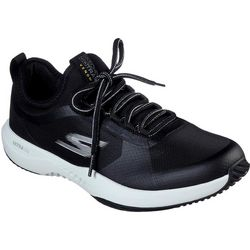 Skechers Mens GOtrain Venom Caliper Shoe
