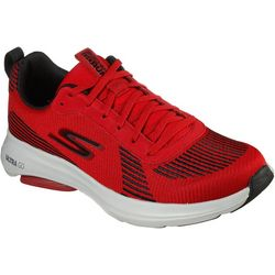 Skechers Mens GORun Viz Tech Scorcher Shoes