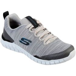 Skechers Mens Overhaul Quarkski Shoe