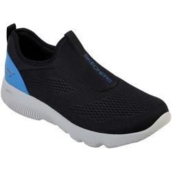 Skechers Mens GOrun Focus Guard Athletic Shoes