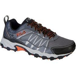 Fila Mens At Peake 18 Wide Trail Shoes