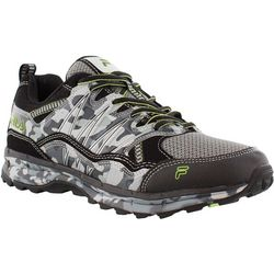 Fila Mens Evergrand TR Camo Running Shoes