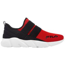 Fila Mens Decryption Solid Running Shoes