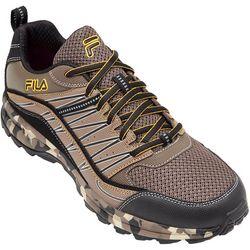 Fila Mens Evergrand TR21 Camo Running Shoes