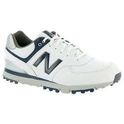 New Balance Mens 574 SL Golf Shoes