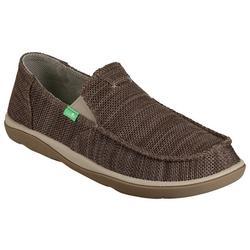 Sanuk Mens Vagabond Casual Shoes