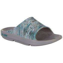 Reel Legends Mens Ray II Slide Sandals
