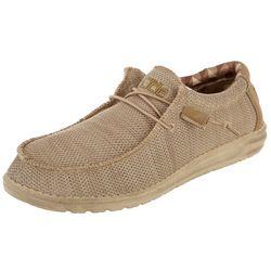 Hey Dude Mens Wally Sox Casual Shoes