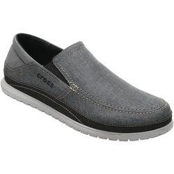 Crocs Mens Santa Cruz Playa Slip-On Loafers