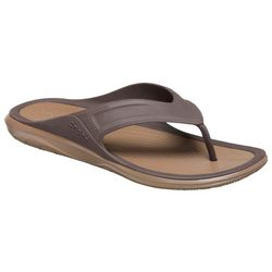 Crocs Mens Swiftwater Wave Flip Flops
