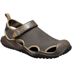 Crocs Swiftwater Mesh Deck Sandals