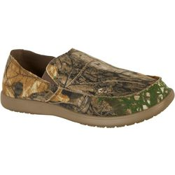 Crocs Mens Santa Cruz Realtree Edge Shoes