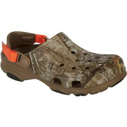 Crocs Mens Classic All Terrain Realtree Edge Clogs