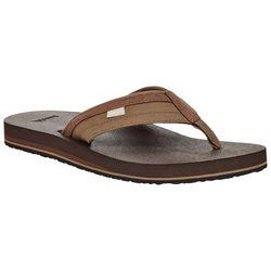Sanuk Men's Ziggy Flip Flops