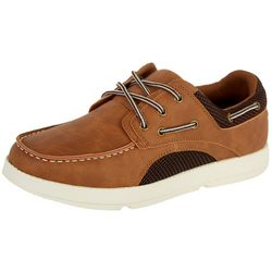 Boca Classics Mens Nantucket Boat Shoes