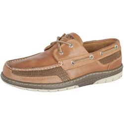 Mens Tarpon Ultra-lite 2-Eye Boat Shoes
