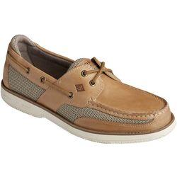 Sperry Mens Surveyor 2 Eye Boat Shoes