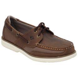 Sperry Mens Surveyor 2-Eye Boat Shoes
