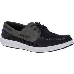 Sperry Mens Gamefish 3 Eyelet Boat Shoes