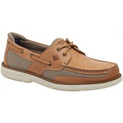Sperry Mens Surveyor 2-Eye Boat Shoe