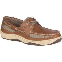 Sperry Mens Tarpon Tan 2-Eyelet Boat Shoes