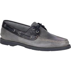 Men's Leeward 2-Eye Leather Boat Shoes