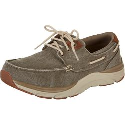 Mens Sentinal Hagman Relaxed Fit Boat Shoes