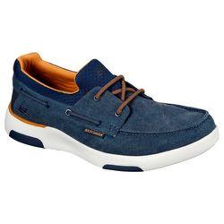 Skechers Mens Bellinger Garmo Boat Shoes