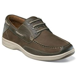 Florsheim Mens Lakeside Oxford Boat Shoes