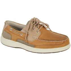 Mens Beacon Lace Up Boat Shoes