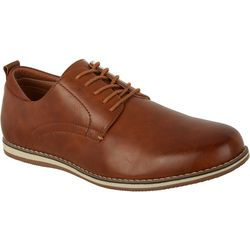 Mario Lopez Mens Hugo Oxford Shoes