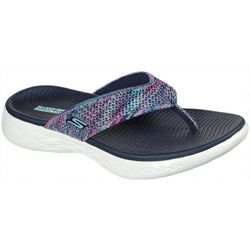Skechers Womens On The GO Paradise Sandals