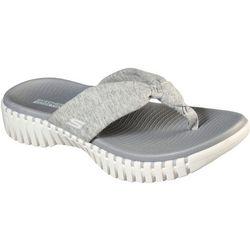Womens GOWalk Smart First Class Sandal