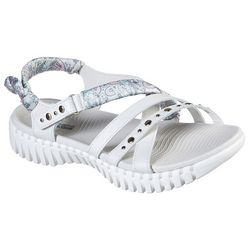 Skechers Womens GOWalk Smart Santorini Sandal