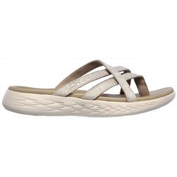 Skechers Womens OnTheGo Dainty Sandals
