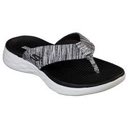 Skechers Womens On The GO 600 Shine Sandals
