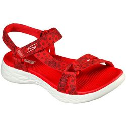 Skechers Womens On The GO 600 Bandi Sandal