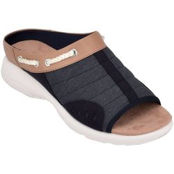 Easy Spirit Womens Terra Slip On Sandals