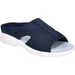 Easy Spirit Womens Tine 2 Slide Sandal