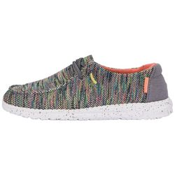 Hey Dude Womens Rainbow Wendy Sox Loafer