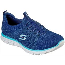 Skechers Womens Luminate She's Magnificent Shoes