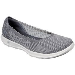 Skechers Womens GoWalk Lite Diamond Shoe