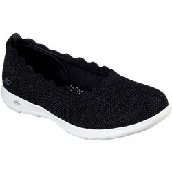 Skechers Womens GOWalk Lite Glitz Shoe