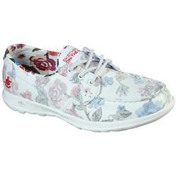 Womens GoWalk Lite Flores Shoe