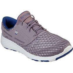Skechers Womens On The GO Cool Breezy Athletic Boat Shoes