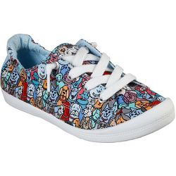 Skechers Womens BOBS Woof Pack Shoes