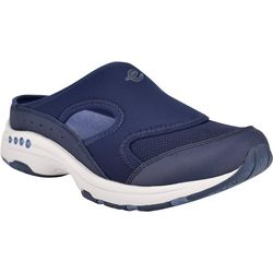 Easy Spirit Womens Traver2 Athletic Mules