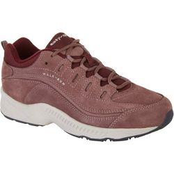 Easy Spirit Womens Romy Suede Walking Shoes